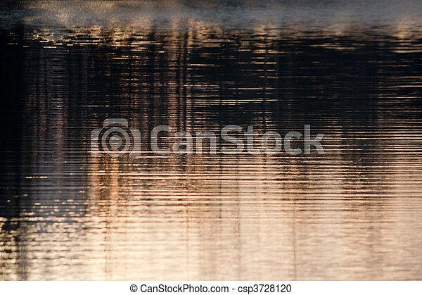 Líneas de agua - csp3728120