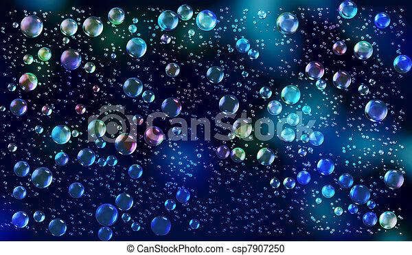 Agua Movimiento Gotas Lluvia Agua Movimiento Ventana Gotas