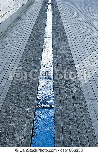 Pavimento de agua - csp1066353