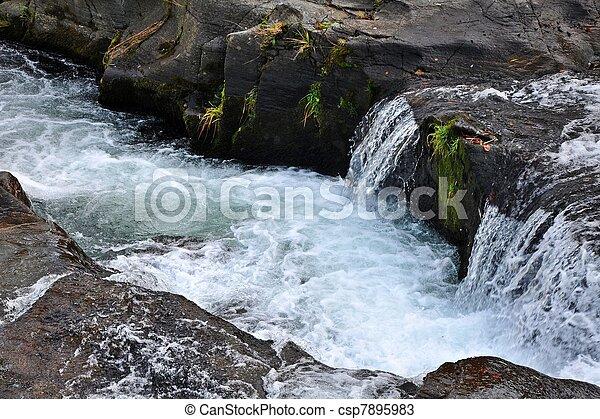 Agua dulce - csp7895983