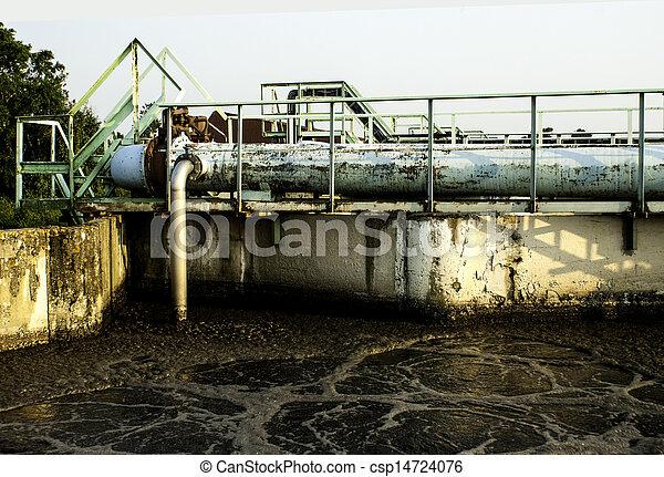 Sewage - csp14724076