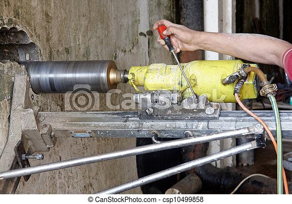 agujero, perforación - csp10499858