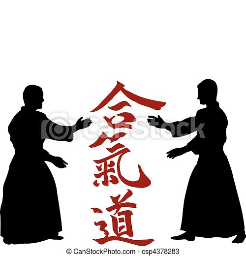 aikido - csp4378283