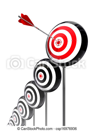 aim higher targets row - csp16976936