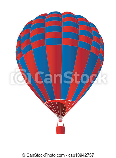 air balloon  - csp13942757