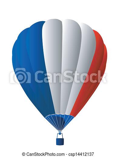 air balloon  - csp14412137