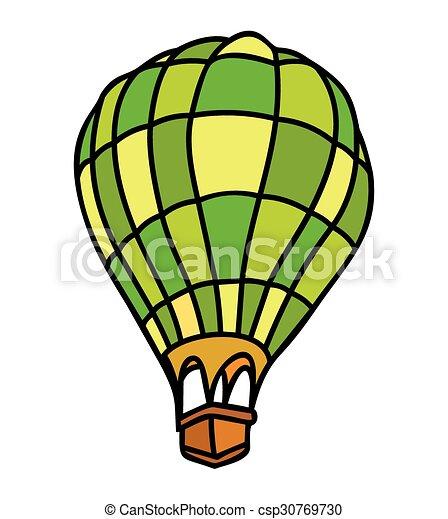 Air balloon - csp30769730