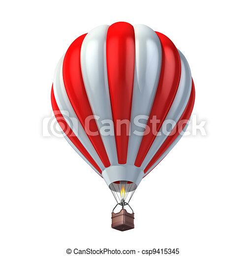 air balloon - csp9415345