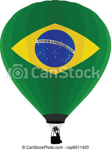 Air Balloon - csp6511420