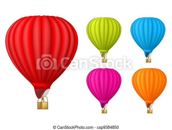 air balloon - csp9384850