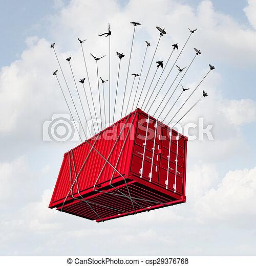 Air Cargo - csp29376768