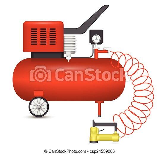 Air compressor  - csp24559286