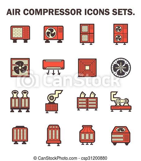 Air compressor  - csp31200880