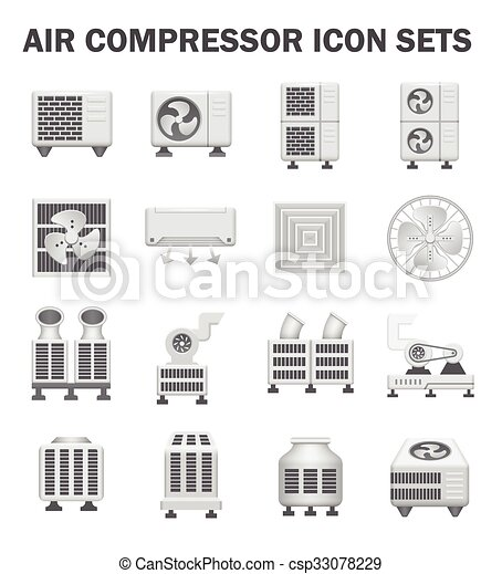 Air compressor machine - csp33078229