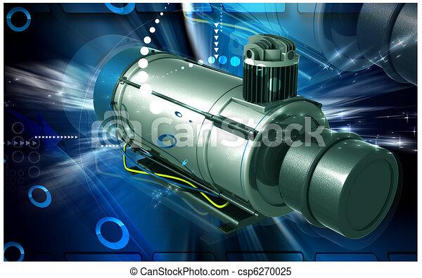 Air compressor  - csp6270025