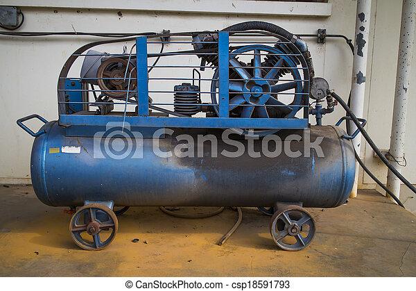 Air Compressor - csp18591793