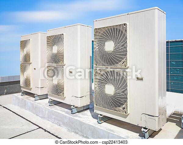 Air compressor  - csp22413403