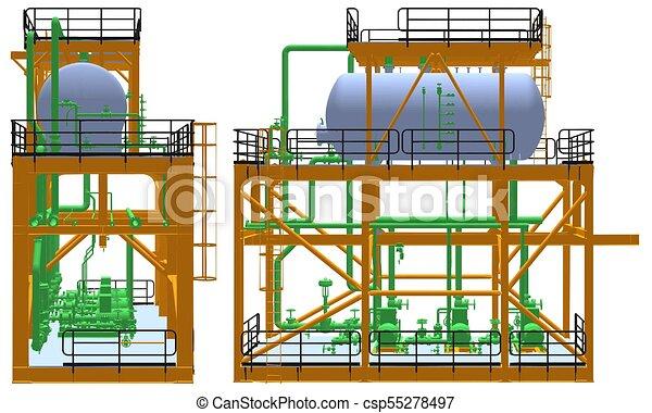 Air Compressor Technology Con... - csp55278497