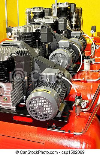 Air compressors - csp1502069