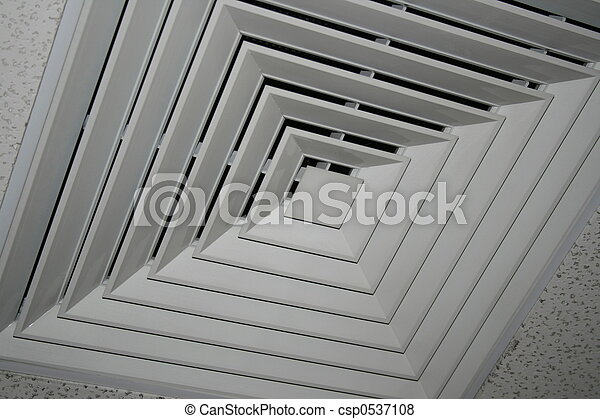 Air Conditioning Ceiling Vent