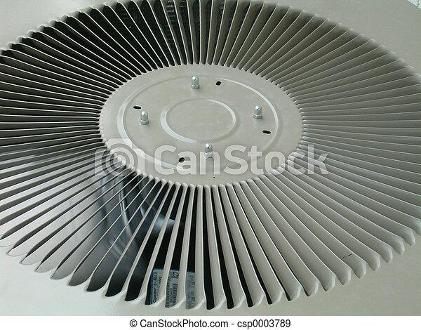 Air Condition Fan - csp0003789