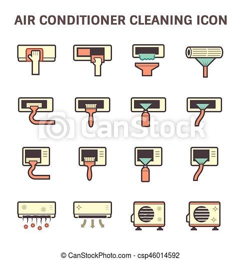 Air conditioner clean - csp46014592