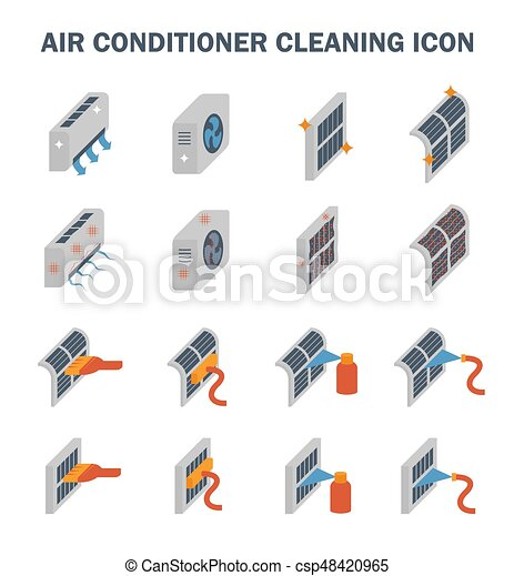 air conditioner cleaning - csp48420965