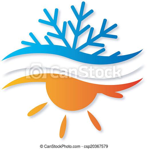 air conditioner design for vector - csp20367579