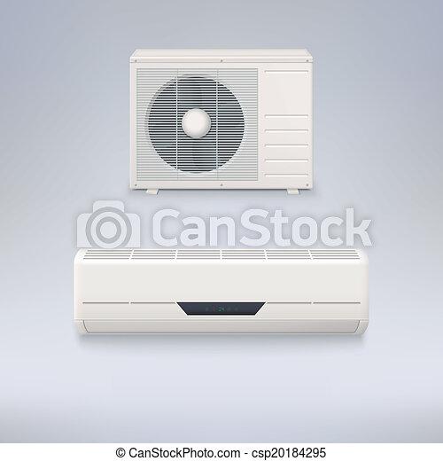 Air conditioner. - csp20184295