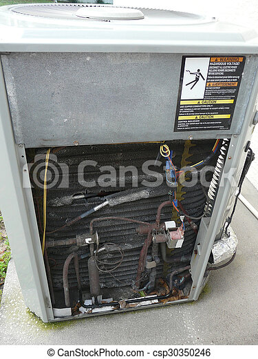 Air Conditioner Heat Pump Repair - csp30350246