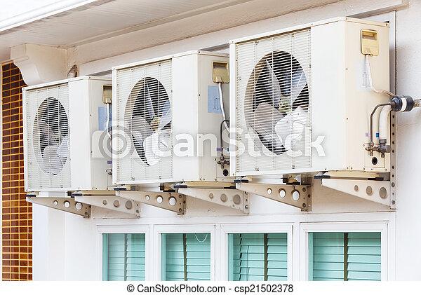 Air conditioner installation - csp21502378