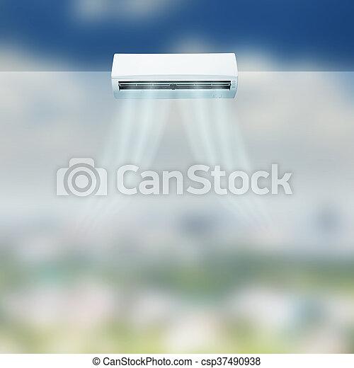 Air conditioner - csp37490938