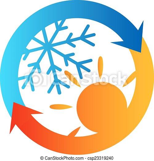 air conditioning - csp23319240