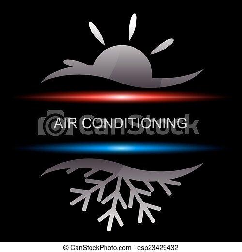 air conditioning - csp23429432