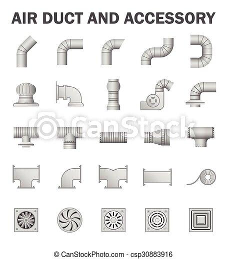 Air duct - csp30883916