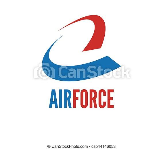 Air Force Logo - csp44146053