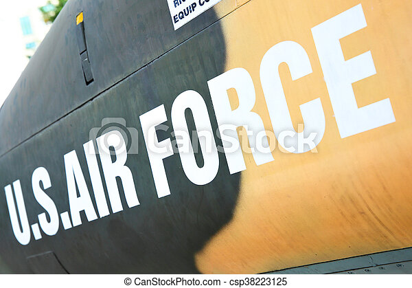 Air Force marking - csp38223125