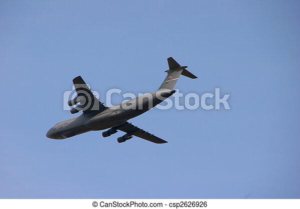 air force plane - csp2626926