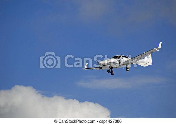 Air plane - csp1427886