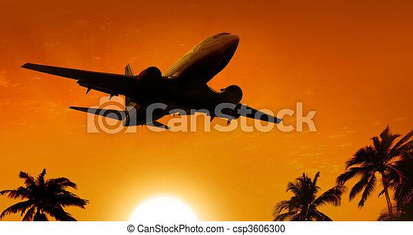 Air plane - csp3606300