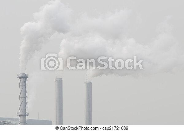 Air pollution - csp21721089
