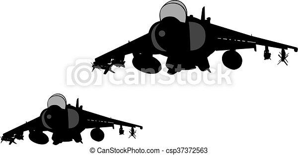Air strike - csp37372563