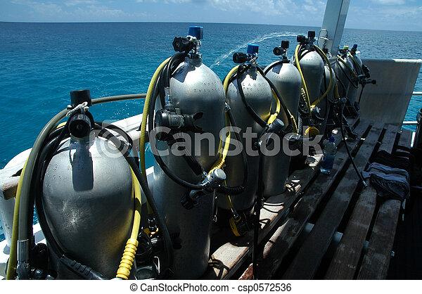 air tanks - csp0572536