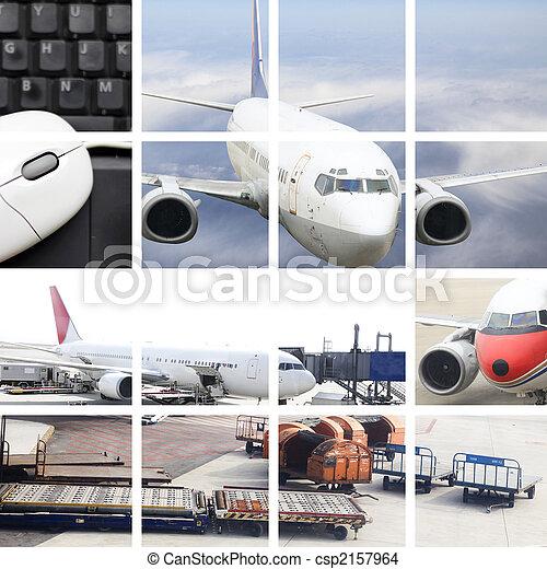 air transport - csp2157964