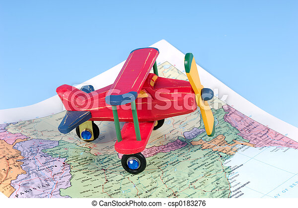 Air Travel - csp0183276