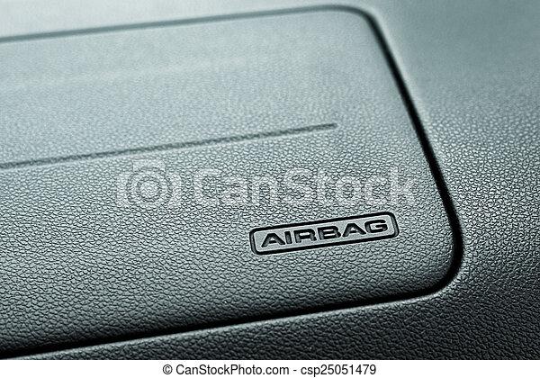 Airbag Compartment - csp25051479
