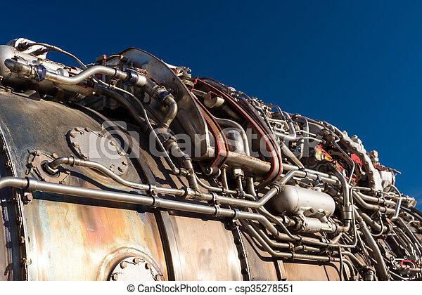 aircraft engine - csp35278551