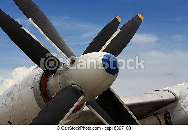 Aircraft engine - csp18397103