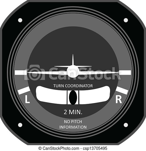 Aircraft instrument. - csp13705495