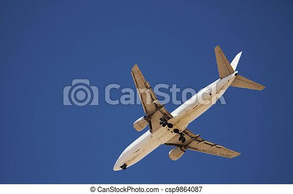 Aircraft - csp9864087